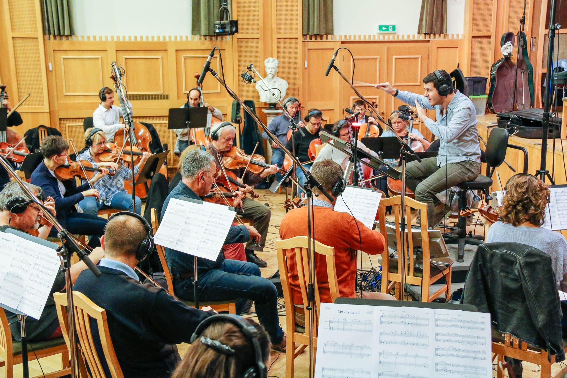Budapest Symphony Scoring Orchestra