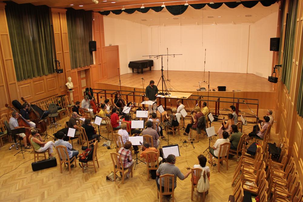 Budapest Symphony Orchestra, Scoring Orchestra